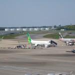 成田空港第2・3旅客ターミナルに行ってきました。~第2旅客ターミナル~(上)