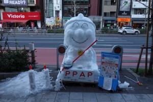 東京に雪だるまが集結!? 「第16回 神田小川町雪だるまフェア」3