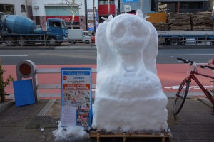 東京に雪だるまが集結!? 「第16回 神田小川町雪だるまフェア」8