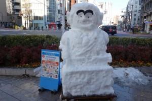 東京に雪だるまが集結!? 「第16回 神田小川町雪だるまフェア」9