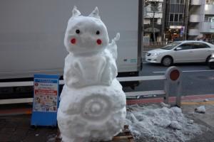 東京に雪だるまが集結!? 「第16回 神田小川町雪だるまフェア」12