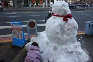東京に雪だるまが集結!? 「第16回 神田小川町雪だるまフェア」13