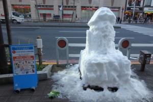 東京に雪だるまが集結!? 「第16回 神田小川町雪だるまフェア」15