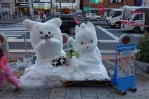 東京に雪だるまが集結!? 「第16回 神田小川町雪だるまフェア」16