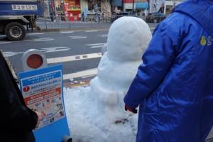 東京に雪だるまが集結!? 「第16回 神田小川町雪だるまフェア」17