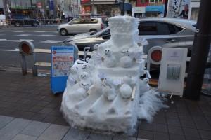 東京に雪だるまが集結!? 「第16回 神田小川町雪だるまフェア」18