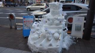 東京に雪だるまが集結!? 「第16回 神田小川町雪だるまフェア」