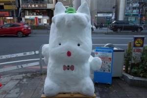 東京に雪だるまが集結!? 「第16回 神田小川町雪だるまフェア」20