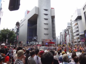 「第19回 渋谷・鹿児島おはら祭」8