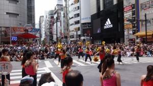 「第19回 渋谷・鹿児島おはら祭」9