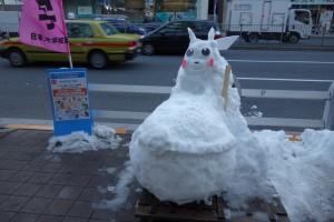 東京に雪だるまが集結!? 「第16回 神田小川町雪だるまフェア」30