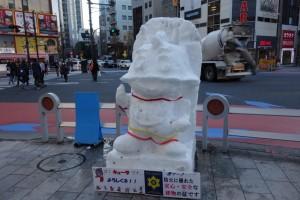 東京に雪だるまが集結!? 「第16回 神田小川町雪だるまフェア」31