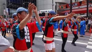 「第19回 渋谷・鹿児島おはら祭」13
