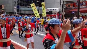 「第19回 渋谷・鹿児島おはら祭」14
