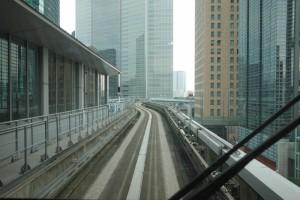 新橋駅→豊洲駅2
