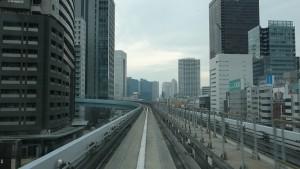 新橋駅→豊洲駅3