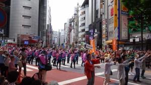 「第19回 渋谷・鹿児島おはら祭」18