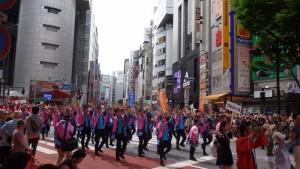 「第19回 渋谷・鹿児島おはら祭」20