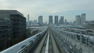 新橋駅→豊洲駅8