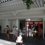 歌舞伎座に、築地市場に