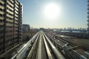 豊洲→新橋4