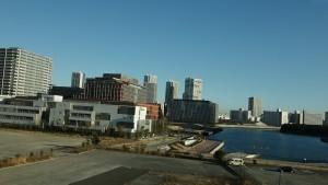 豊洲→新橋5