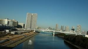 豊洲→新橋6