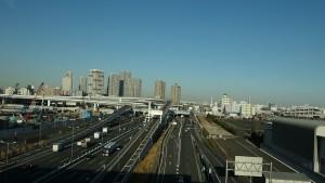 豊洲→新橋7