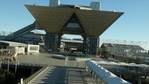 豊洲→新橋9