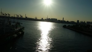 豊洲→新橋12