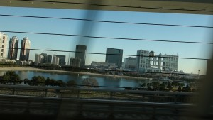 豊洲→新橋16