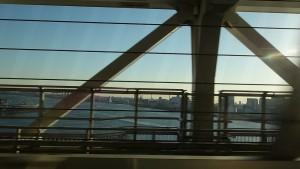 豊洲→新橋17