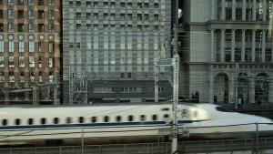 豊洲→新橋1