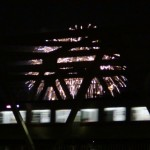 「第38回 足立の花火」をちょこっと見てきました。