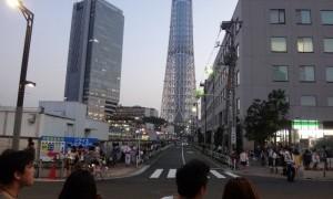 東京スカイツリー付近からも楽しめる「第37回 隅田川花火大会」
