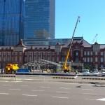 東京駅が昔の姿で復活しました!?