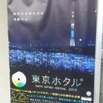 今年も開催、「東京ホタル」!