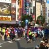 ゆったりな踊りを楽しめた「新宿エイサーまつり2013」