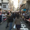 多くの人々で賑わっていた「元禄市」