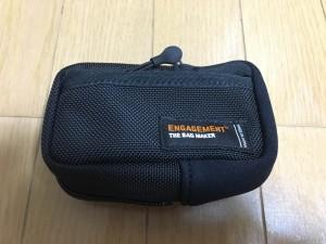 「ENGAGEMENT製オリジナルカメラケース」が届きました2