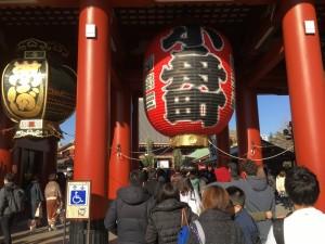 東京での初詣5
