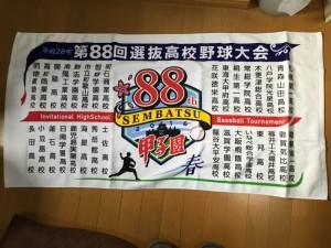 センバツ2016を見に行ったぞ!~高校野球グッズ 編~(39)8