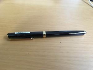 万年筆を衝動買いしてしまいました(笑)1