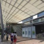 東京駅八重洲口側で風鈴の演出!?