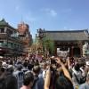 やっぱり、凄かった! 「三社祭」