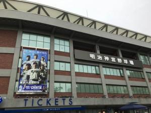 東京六大学野球春季リーグ戦「早慶戦」12