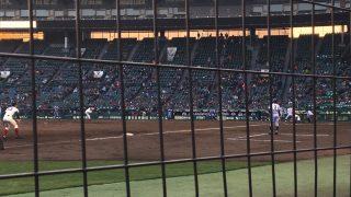 今年もセンバツへ!~接戦でいい試合だった、準々決勝「東海大福岡(福岡) – 大阪桐蔭(大阪)」~(14/32)