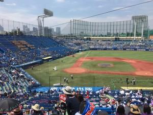 今年も始まった!? 夏の甲子園2016~東京大会の開会式~(上)12
