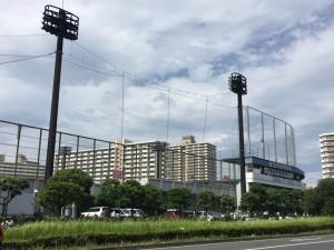 今年も始まった!? 夏の甲子園2016~東東京大会「高島 - 青井」~1