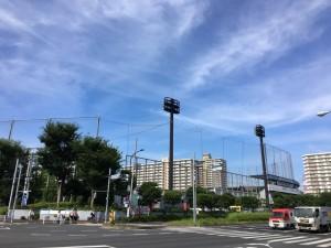 鷺宮の応援が熱かった! 夏の甲子園2016~東東京大会:筑波大付 - 鷺宮~2